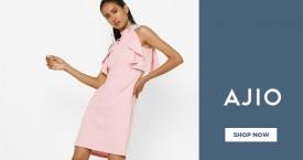 Ajio Dresses Under Rs. 999