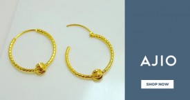 Ajio Earrings & Rings Under Rs. 599
