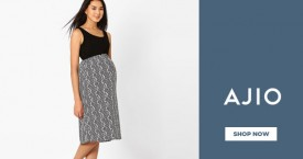 Ajio Upto 75% OFF on Maternity Wear