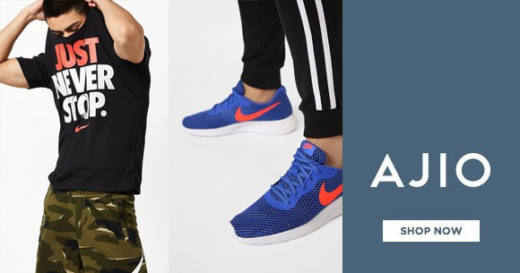 Mega Deals : Nike Sneakers & Sports Shoes - Upto 40% OFF