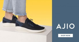 Ajio Great Deals : Upto 40% OFF on Sports Shoes