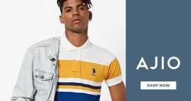 Ajio Big Discounts : Upto 40% OFF on US Polo Assn.Jeans, Trousers, Pants