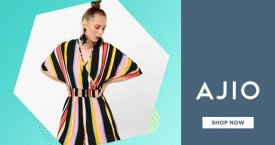 Ajio Best Deal : Women's Dresses Under Rs. 999