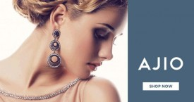 Ajio Ajio Offer : Women's Fashion Jewellery Upto 60% OFF