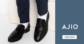 Ajio Formal Shoes - Upto 50% OFF