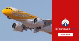 Akbartravels Flat 7% Off on Domestic & International Flights for First Class