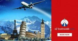 Akbartravels Enjoy Flat 6% Off on Domestic & International Flights for Business Class