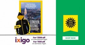 Amarchitrakatha Hot Deal : National Geographic Combo | Free Gifts With 1 Year Subscription