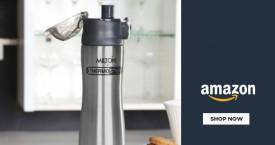 Amazon Upto 50% OFF on Bottles & Flasks
