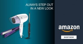Amazon Discounts on Personal Care Appliances