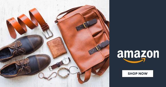 Best Deals on Men's Accessories