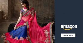 Amazon Saree Under Rs. 599