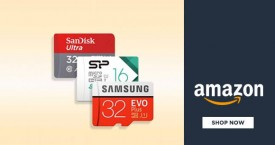Amazon Special Offer : Memory Cards Starting From Rs. 259