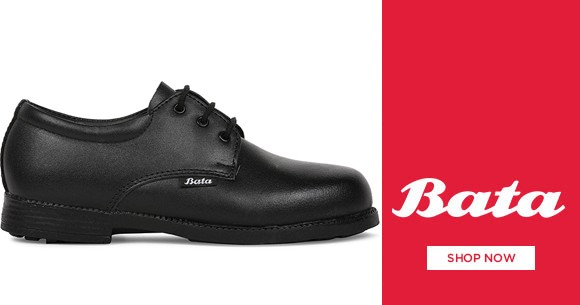Hot Deal : Boys School Shoes Upto 60% Off