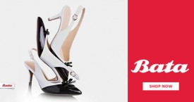 Bata Bata Sale : Get 30% OFF + Extra 11% OFF on Footwear