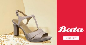 Bata Best Offer : Women's Footwear Starting From Rs. 249