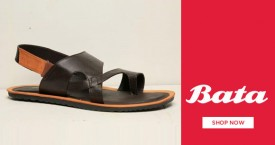 Bata Todays Accesories Sale : Big Discounts on Men Wallets, Belts, Bags, Shoe Care. Hurry-Up!