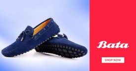 Bata Flat Rs. 150 Off on our latest arrivals on Min. Purchase of Rs. 749 & above