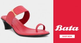 Bata Get 30% OFF on Women's Sandals From Bata