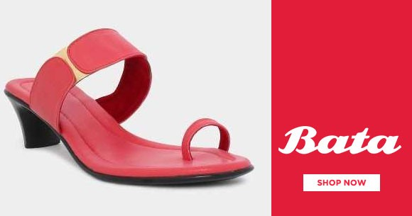 6170e806d221 Special Offer - Best Price   Get 30% OFF on Women s Sandals From Bata