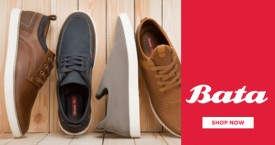 Bata Great Offer : Upto 70% Off on Hush Puppies
