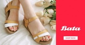 Bata Flat 25% Off on Premium Women Footwear on Min. Purchase of Rs. 1499 & above