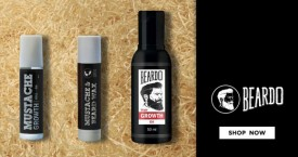 Beardo Get 20% Off on All Products