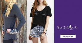 Beautifulhalo Clearance Sale : Women's Tops At Upto 40% OFF