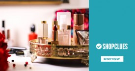 Shopclues Best Offer : Beauty & Perfumes Upto 45% Off