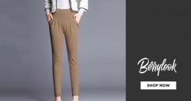 Berrylook Berrylook Offer : Get Upto 60% OFF on Women's Bottoms