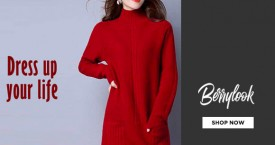 Berry Hot Deal : Get Upto 75% OFF on Dresses