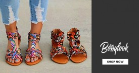 Berrylook Berrylook Sale : Upto 65% OFF on Women's Footwear