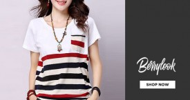 Berrylook Hot Offer : Women's Tops Upto 85% OFF
