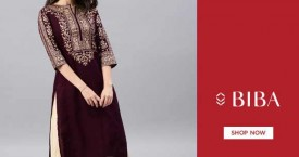 Biba Special Offer : Upto 50% Off on Women's Clothing