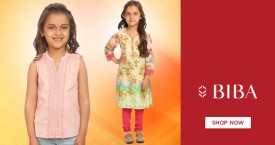 Biba Extra Discounts : Girls Tops Starting From Rs. 249 for Round Neck, V Neck & More