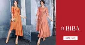 Biba Best Deal : Factory Outlet Ladies Tunic Starting @ Rs. 999. Dont's Miss