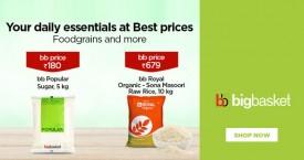 Bigbasket Daily Essentials At Best Price
