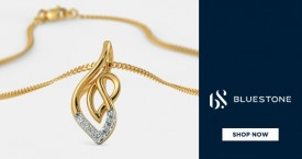 Bluestone Best Price : Gold Pendants Starting From Rs. 3,000
