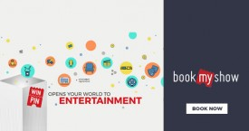 Bookmyshow Best Offer on Winpin.