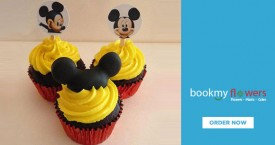 Bookmyflower Delicious Cakes Starts From Rs. 499