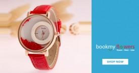 Bookmyflower Bookmyflower Gift Ideas : Watches For Women Starts From Rs. 799