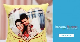 Bookmyflower Wedding Anniversary Gifts: Cakes, Flowers, Mugs, Plants Starting @ Rs. 240