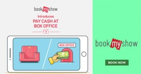 Bookmyshow Pay Cash For Movie Tickets At Box Office.
