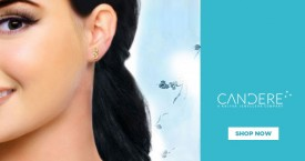Candere Diamond Women Earrings Below Rs. 20000