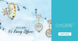 Candere Its Raining Jewellery Offers At Candere