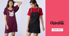 Chumbak Upto 50% OFF on Dresses
