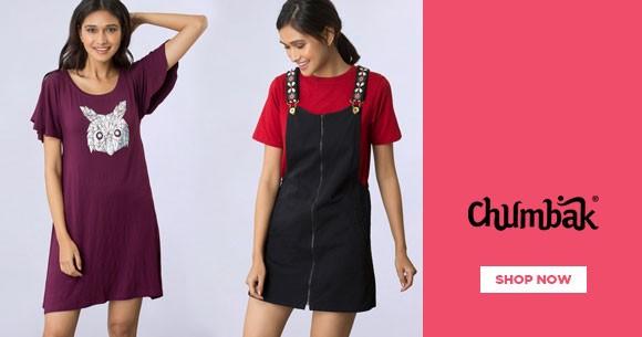 Best Offer : Upto 50% OFF on Dresses