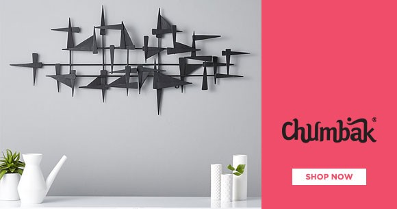 Chumbak Offer : Wall Decor Starts From Rs. 395