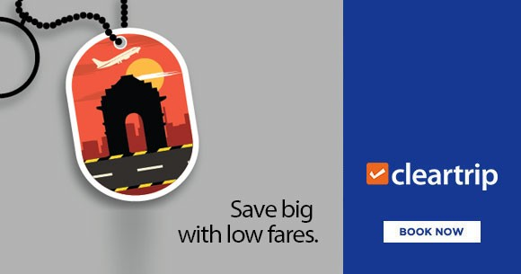 Flights Special : Upto Rs. 1,500 Cashback on Domestic Flight Bookings
