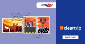 Cleartrip Payzapp Offer : Get Rs.1000 Cashback on Cleartrip Activities, Flights And Hotels